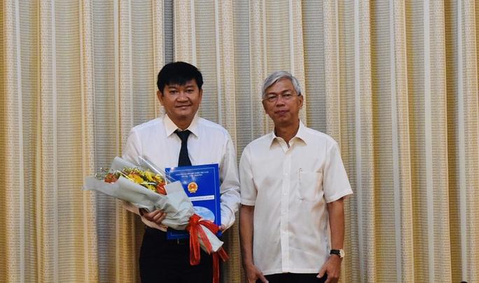 Sau gần 3 năm, Tổng Công ty Cấp nước Sài Gòn đã có tổng giám đốc - Ảnh 1.