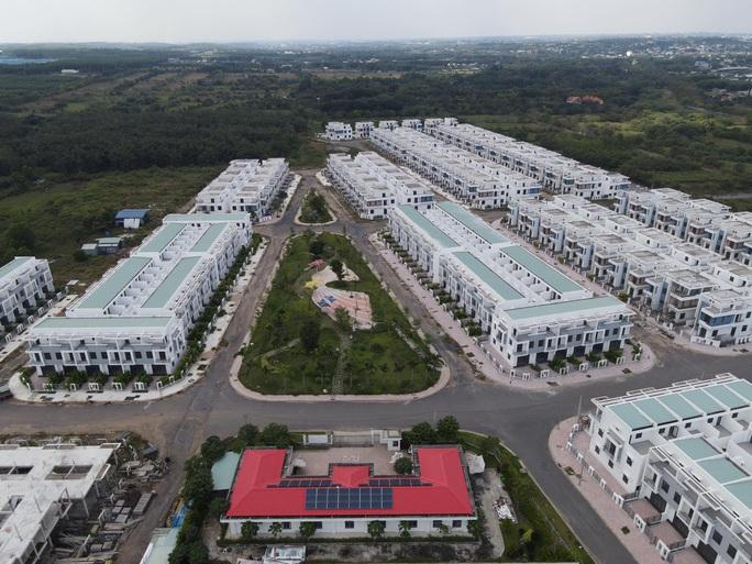 Xây 500 biệt thự, nhà liên kế trái phép ở Đồng Nai: Phạt hành chính 540 triệu đồng - Ảnh 1.