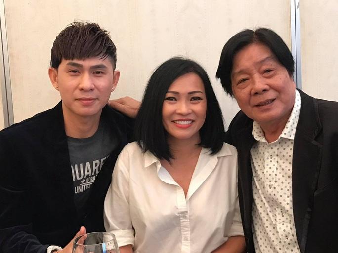 Nghệ sĩ hát mừng ngày thành lập Quân đội nhân dân Việt Nam - Ảnh 5.