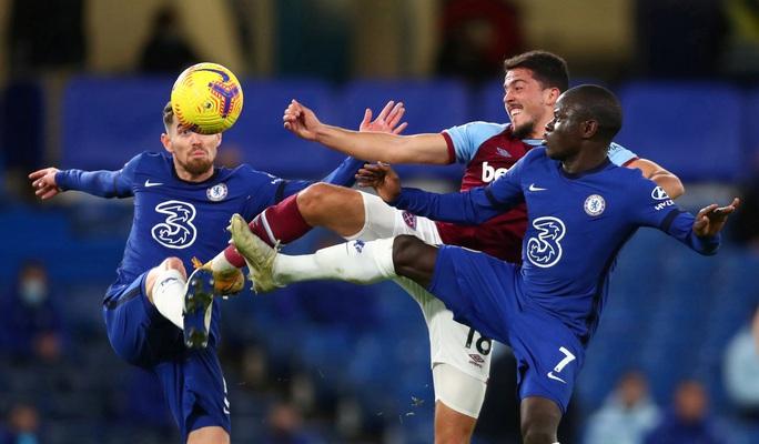 2 phút bắn hạ West Ham, Chelsea bay bổng Top 5 Ngoại hạng - Ảnh 5.
