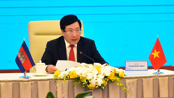 Hai văn kiện về biên giới Việt Nam - Campuchia chính thức có hiệu lực - Ảnh 4.