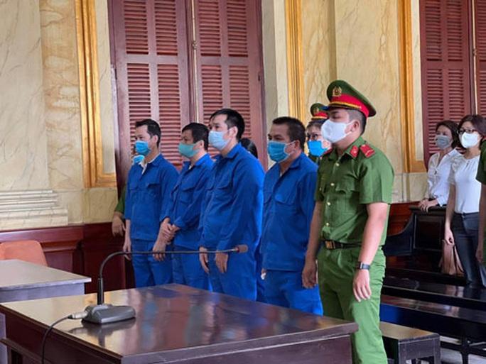 Tuyên án vụ Petroland: Mức án thấp hơn đề nghị của VKSND - Ảnh 1.