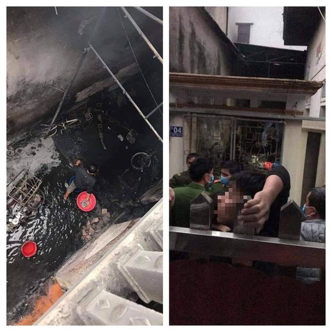 Sau tiếng nổ lớn, 2 phụ nữ tử vong, 1 người bị thương - Ảnh 1.