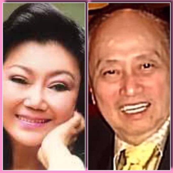 Kỳ nữ Kim Cương khóc nhạc sĩ Lam Phương - Ảnh 1.