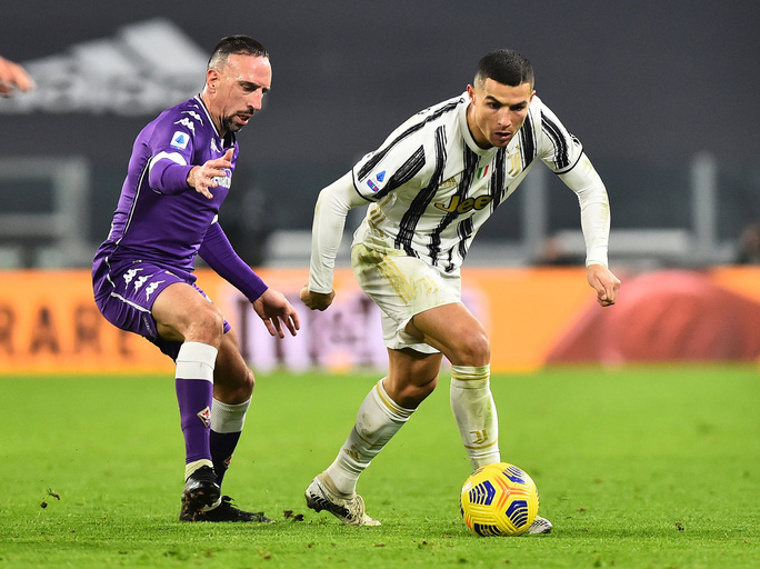Cristiano Ronaldo tịt ngòi, Juventus thảm bại - Ảnh 2.