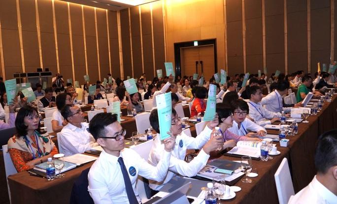 Vietnam Airlines đại hội cổ đông bất thường kêu gọi cổ đông cho vay - Ảnh 1.