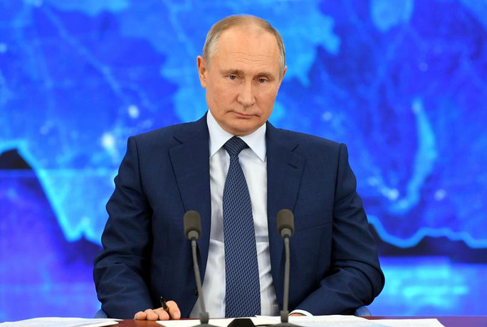 Ông Putin ký luật miễn truy tố cựu tổng thống Nga suốt đời - Ảnh 1.
