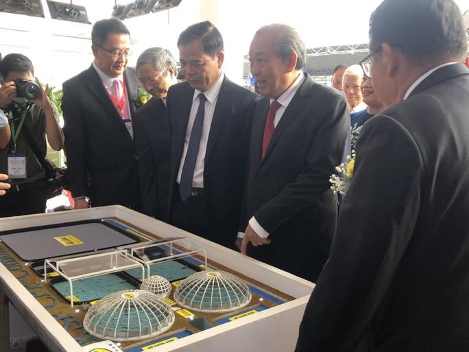 Khánh thành nhà máy chế biến thịt gà lớn nhất Đông Nam Á ở Bình Phước - Ảnh 2.