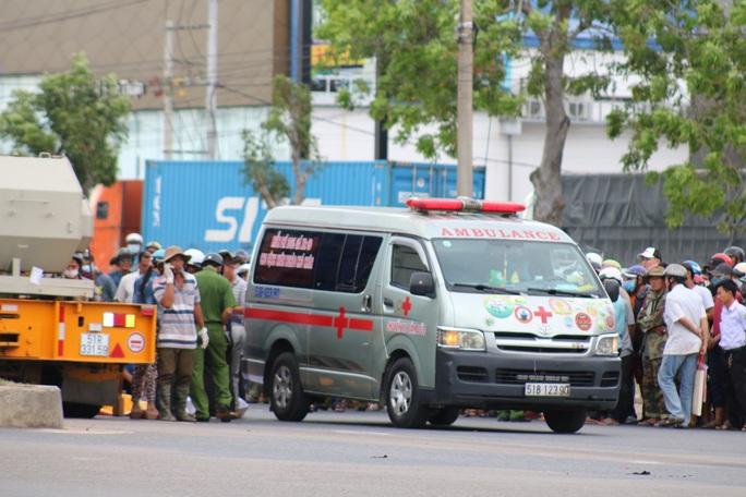 Nữ sinh Bình Thuận chết thảm trên đường đi học - Ảnh 1.