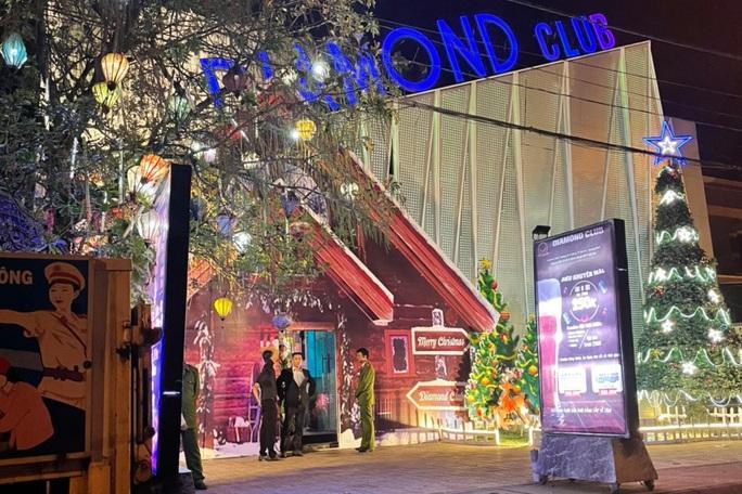 27 người phê ma túy trong quán Diamond Club ở Tam Kỳ - Ảnh 2.