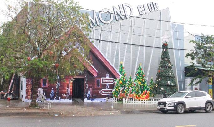 27 người phê ma túy trong quán Diamond Club ở Tam Kỳ - Ảnh 1.
