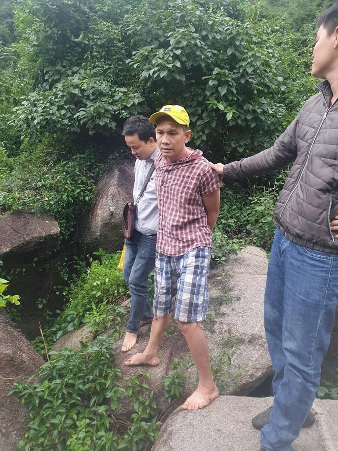 Nghi phạm giết người, đốt thi thể ở Đồng Tháp bị bắt tại Phú Yên #báo_mới_online