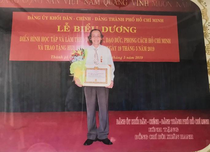 Mai Vàng nhân ái thăm hai NSƯT Tạ Hiền Minh và Bùi Xuân Hanh - Ảnh 6.