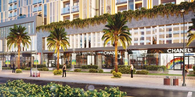 500 tỉ đồng xây dựng chung cư thương mại hiện đại ven bờ biển Tây - Ảnh 4.
