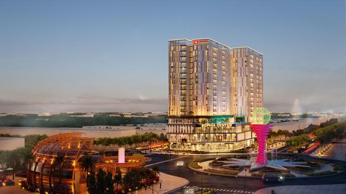 500 tỉ đồng xây dựng chung cư thương mại hiện đại ven bờ biển Tây - Ảnh 2.