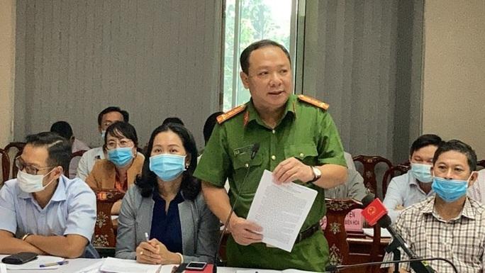 Vụ tố sếp can thiệp gỡ xe vi phạm ở Đồng Nai là có cơ sở - Ảnh 1.