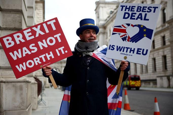Thách thức hậu Brexit cho Anh và EU - Ảnh 1.