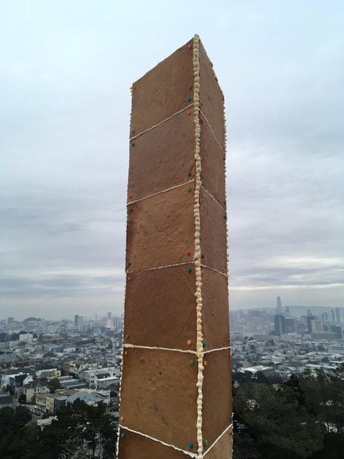 Tưởng khối kim loại bí ẩn tái xuất ở San Francisco, sự thật còn bất ngờ hơn - Ảnh 1.