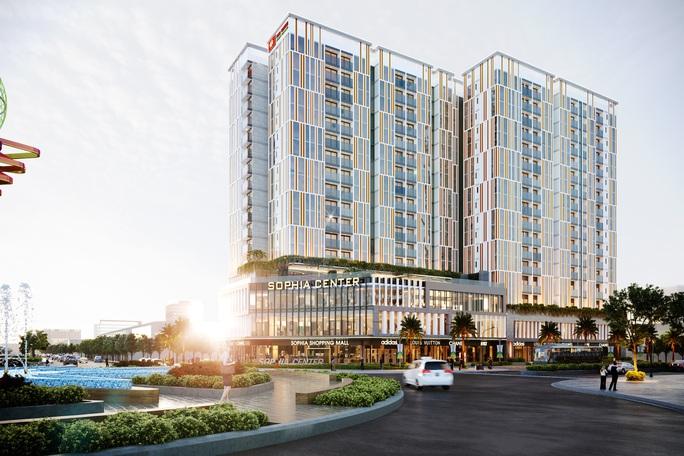 500 tỉ đồng xây dựng chung cư thương mại hiện đại ven bờ biển Tây - Ảnh 3.