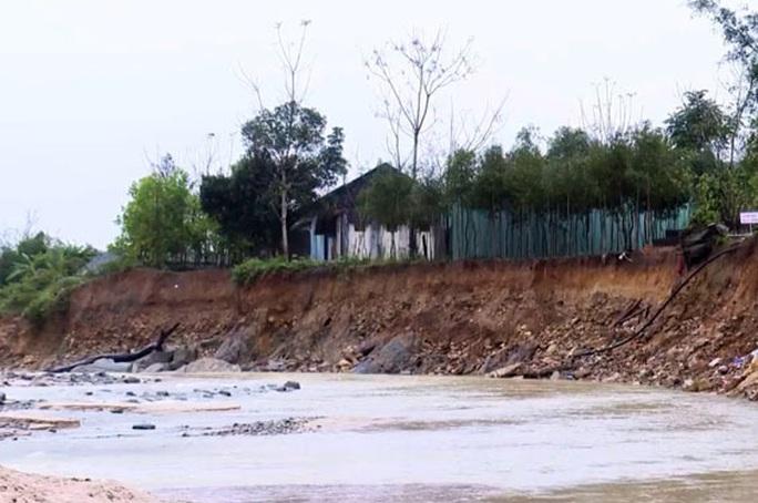 Làm rõ việc thủy điện gây thiệt hại cho dân - Ảnh 1.