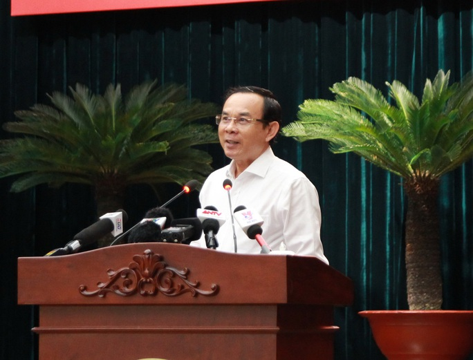 Bí thư Thành ủy Nguyễn Văn Nên: Khi sinh ra không ai muốn trở thành tội phạm! - Ảnh 1.