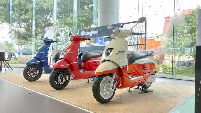 Sản xuất xe máy thương hiệu Pháp tại Việt Nam - Ảnh 1.