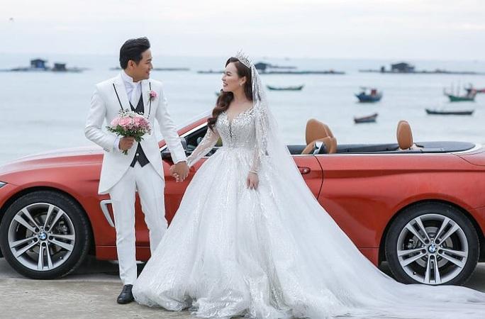 Sao ngoại, sao Việt nên duyên chồng vợ năm 2020 - Ảnh 1.