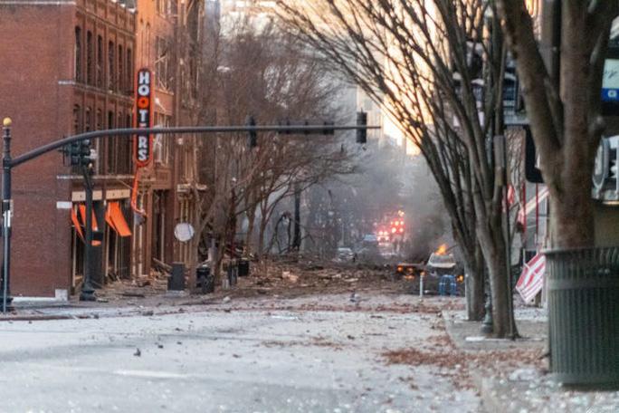 Mỹ: Phát hiện đáng ngờ trong vụ nổ ở TP Nashville - Ảnh 5.