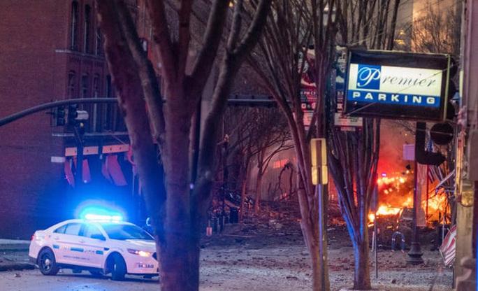 Mỹ: Phát hiện đáng ngờ trong vụ nổ ở TP Nashville - Ảnh 4.