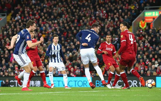 Liverpool tiến sát ngôi vô địch mùa đông - Ảnh 1.