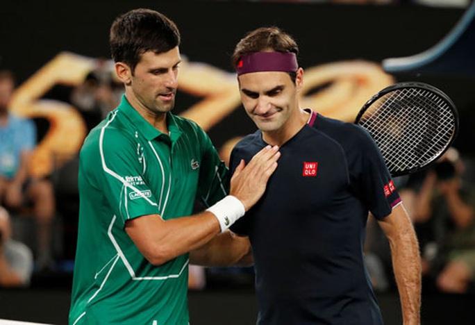 Trông đợi sự trở lại của Roger Federer - Ảnh 1.