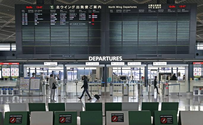 Sợ biến thể Covid-19 mới, Nhật Bản đóng cửa với toàn thế giới - Ảnh 1.