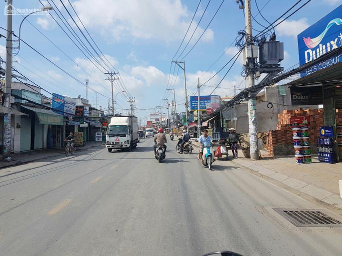 Kết luận thanh tra tại Ban Bồi thường giải phóng mặt bằng huyện Bình Chánh - Ảnh 1.