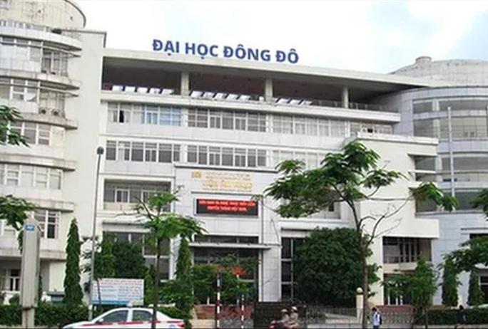 Bộ Công an đề nghị cung cấp thông tin vụ Trường ĐH Đông Đô cấp bằng giả - Ảnh 1.