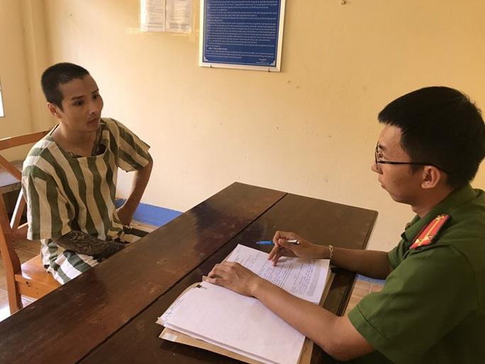Bắt khẩn cấp Huỳnh Huy Hoàng - kẻ chém công an ở Đồng Nai - Ảnh 1.