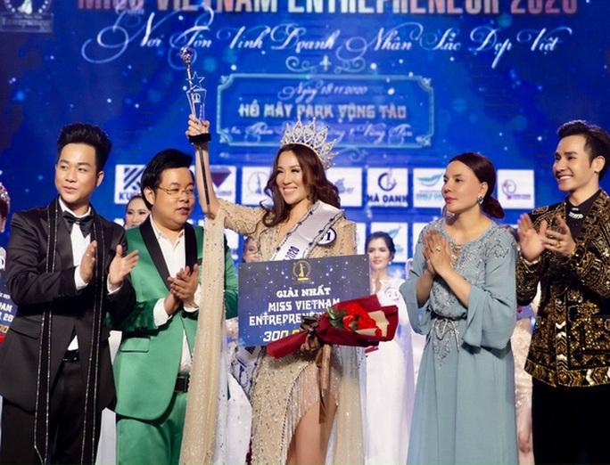 Bộ VH-TT-DL lên tiếng về lùm xùm cuộc thi Hoa hậu Doanh nhân sắc đẹp Việt 2020 - Ảnh 1.