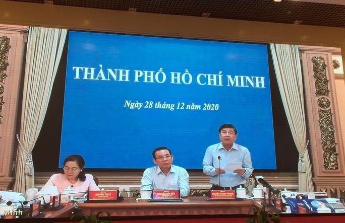 TP HCM kiến nghị có hướng dẫn tổ chức chính quyền đô thị trước 1-1-2021 - Ảnh 1.