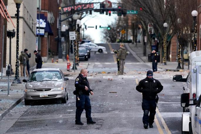 Vụ nổ ở Nashville: Nghi phạm hoang tưởng về 5G, tặng nhiều nhà cho phụ nữ? - Ảnh 1.