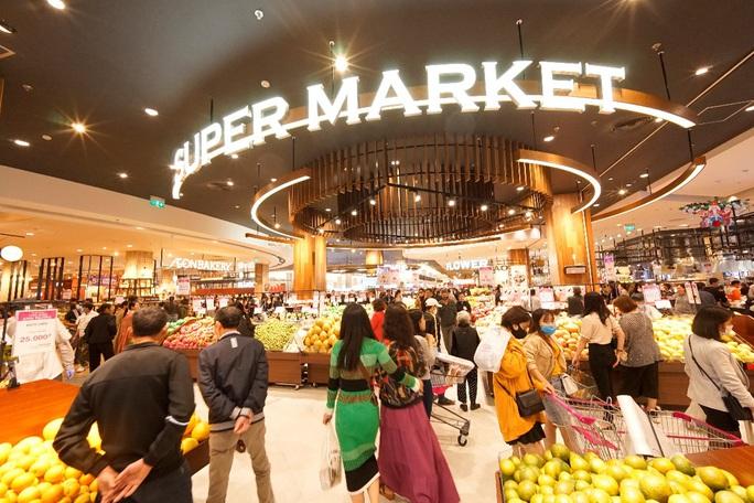 AEON Việt Nam khuyến khích khách hàng dùng túi riêng khi mua sắm - Ảnh 1.