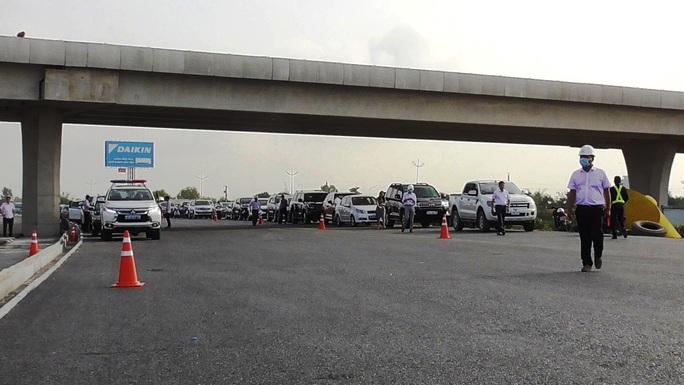 CLIP: Chạy thực nghiệm cao tốc Trung Lương – Mỹ Thuận - Ảnh 2.