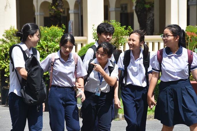 Thông tin mới về tuyển sinh lớp 10 tại TP HCM - Ảnh 1.
