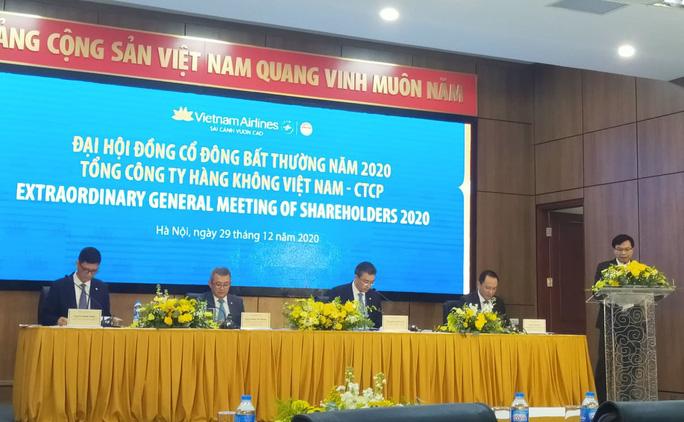 Doanh thu năm 2020 của Vietnam Airlines vượt kế hoạch - Ảnh 1.