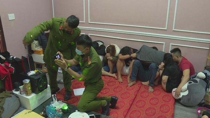 Tổ chức sinh nhật bằng bữa tiệc ma túy hơn 8 triệu đồng - Ảnh 1.