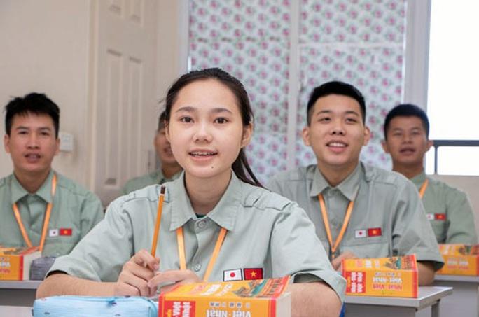 VPJ kết nối việc làm cho người Việt tại Nhật Bản - Ảnh 1.