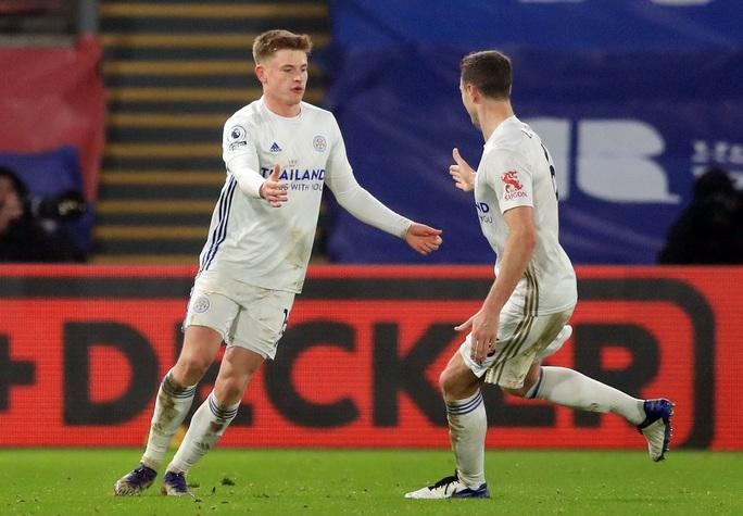 Chelsea lại mất điểm sân nhà, Leicester may mắn thoát hiểm - Ảnh 7.