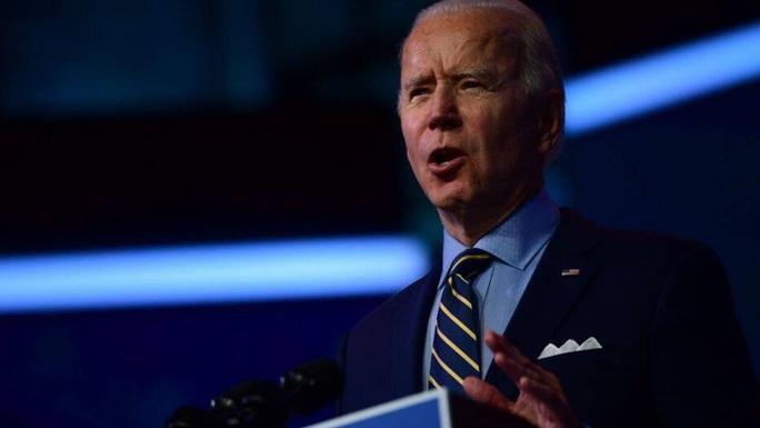 Ông Biden nói gặp rào cản về chuyển giao quyền lực - Ảnh 1.