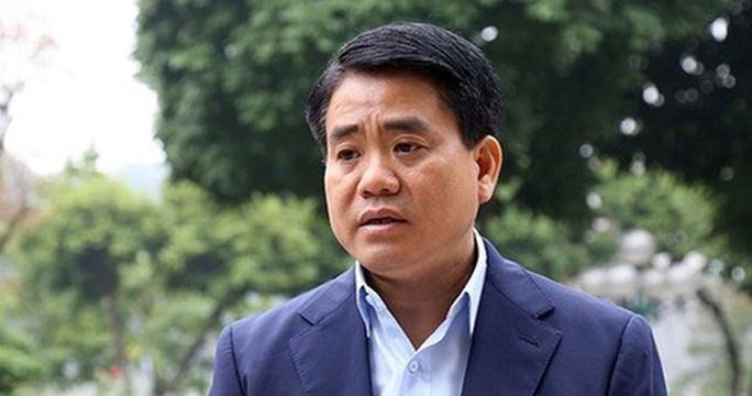 Đề nghị khai trừ ông Nguyễn Đức Chung khỏi Đảng  - Ảnh 2.