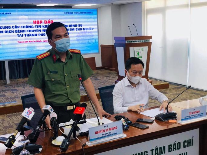 Nóng: Khởi tố vụ án Làm lây lan dịch bệnh truyền nhiễm nguy hiểm cho người - Ảnh 3.