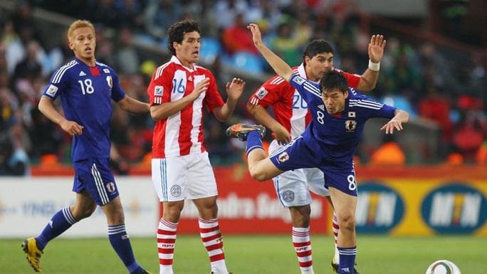 Cựu tuyển thủ Nhật thử sức ở V-League - Ảnh 1.