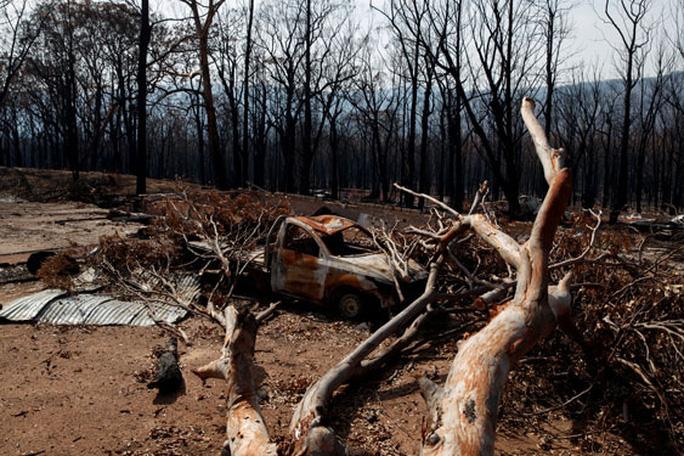 Cảnh báo đáng sợ về biến đổi khí hậu - Ảnh 1.
